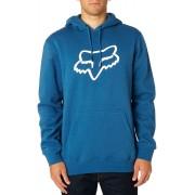 Fox Legacy head Jersey con capucha Blanco Azul S
