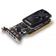 PNY VCQP1000-PB videokaart Quadro P1000 4 GB GDDR5