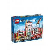 Lego CITY - Große Feuerwehrstation 60110