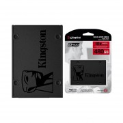 Unidad Estado Solido SSD 480GB Kingston A400 (SA400S37/480G)-Gris