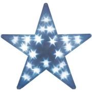 Светодиодная фигура Feron LT027 4000K звезда большая 3D(26725)