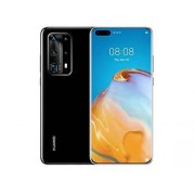 Huawei P40 Pro+ Dual 5G 512 GB 8GB RAM No Google Play (solo GSM sin CDMA) Versión internacional sin garantía (cerámica negra)