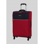 IT Luggage Suitcase, Red