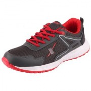 Sparx Men's Grey Red Sports Running Shoes