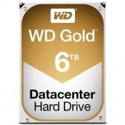 "Western Digital ""Disco Rígido Western Digital GOLD 6TB 128mb 3,5"""" (WD6002FRYZ)"""