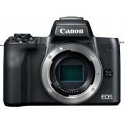 Canon - EOS M50 Mirrorless 4k Video Camera (Body Only) - Black