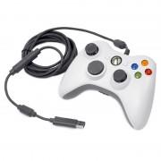 Controller XBOX 360, 3 nivele control, Alb