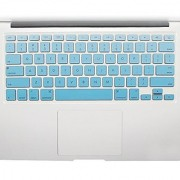 All-inside Aqua Ombre Keyboard Skin for MacBook Pro 13 15 17 (with or without Retina Display) / MacBoook Air 13