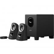 Logitech Z313 Głosniki 2.1 Stereo + Subwoofer 980-000413 | PC - Szybka wysyłka