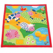 Galt Toys Large Play Mat Farm 100x100 cm 381004126