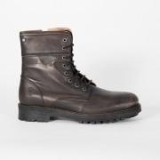Ghete Dama Sneaky Steve Locker W Leather Shoe Maro