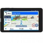"GeoVision Tour 3 Sygic, навигация за автомобил, 7"" (17.8cm), 8GB вградена памет, SD/SDHC слот, microUSB, карта на Европа"