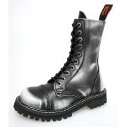 cipele KMM 10 pinhole - Bijela / crna - 100