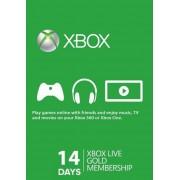 Microsoft Studios Xbox Live Gold 14 days TRIAL Xbox Live Key GLOBAL