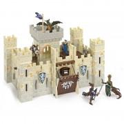 Castel Papo din lemn-Castelul cavalerilor (alb)
