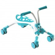 Tricicleta pliabila Scramble Bug Splash Aqua White Mookie