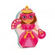 Djeco Juego princesa magnéticas belissimo