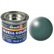 Revell Vopsea Leaf green, silk 14 ml RV32364
