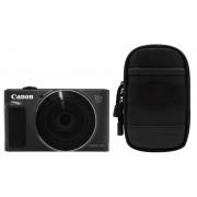 Canon Aparat PowerShot SX620HS Czarny + Karta pamięci + Etui