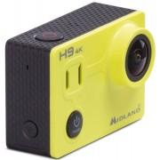 MIDLAND H9 4K Ultra HD Actionkamera Gul en storlek