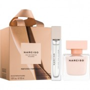 Narciso Rodriguez Narciso Poudrée lote de regalo I. eau de parfum 50 ml + perfume para el pelo 10 ml
