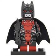 Generic Super Hero Bat-Man Figure Set Batman DC Superheroes Building Blocks Brick Kits Toys DC005