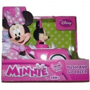 Disneys Minnie Mouse Push and Go Racer Car Lark Amuse Trifle Twiddle
