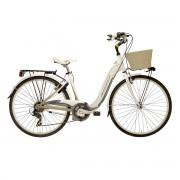 """Adriatica bicikl Relax 28"""" Alu 6-br bijelo/champagne, 28"""""""