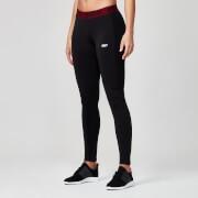Myprotein Dames Naadloze Legging - S - Zwart