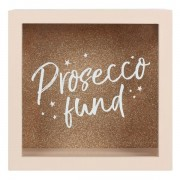 Prosecco Fund Frame Money Box