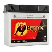 Banner BMW ohne ABC Bike Bull motorkerékpár akkumulátor - 51814