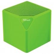 Trust 22481 Speaker Bluetooth Connettività Wireless Usb Microsd Aux Colore Verde