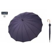Dáždnik Bugatti® Doorman - pánsky tmavo modrý