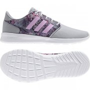 Adidas Neo Cloudfoam QT Racer W - sneakers - donna - Onix