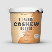 Myprotein Natural Cashew Butter - 1kg - Original - Smooth