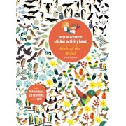 Birds of the World: My Nature Sticker Activity Book, Paperback