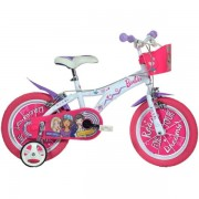 Bicicleta copii 16 - barbie dreams