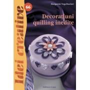 Decoraţiuni quilling inedite - Idei Creative 66.