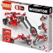 Конструктор Енджино Изобретател - 16 модела мотoциклети - Engino, 150014
