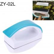 Zy-02l Aquarium Fish Tank Suspendido Manejar Diseño Magnetic Brush Cleaner Herramientas De Limpieza, L, Tamaño: 11 * 9 * 6cm