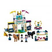 Lego Friends O salto a cavalo da Stéphanie 41367Multicolor- TAMANHO ÚNICO