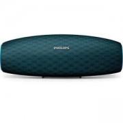 Безжична толколона Philips Bluetooth, Син, BT7900A
