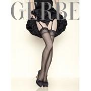 Gerbe Eleganta glansiga stockings Sunlight 15 DEN noir 3
