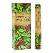 Bețișoare parfumate HEM - Cinnamon Patchouli
