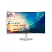 """Samsung C27F591FDU LED display 68,6 cm (27"""") Full HD Curvo Argento, Bianco"""