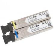Mikrotik S-3553LC20D Kit Modulo SFP S-35LC20D 20Km