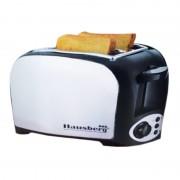 Prajitor de paine Hausberg HB-190, 750 W, 2 felii