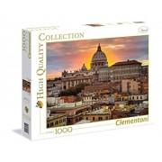 "Clementoni ""Rome At Sunset"" Puzzle (1000 Piece)"