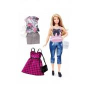 Barbie Блондинка с одеждой Barbie