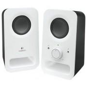 Logitech GŁOŚNIK Multimedia Speakers Z150 Czarno-biały